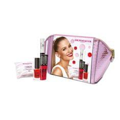 Dermacol Darilni set dekorativne kozmetike Gift Set 16H Barva za ustnice