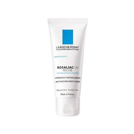 La Roche - Posay Negovalna pomirjujoča krema za občutljivo kožo SPF 15 Rosalic UV Riche (Anti-Redness Moisturizer) 40