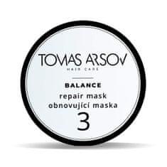 Tomas Arsov Helyreállító hajápoló maszk Balance (Herbal Essences Repair Mask) 100 ml