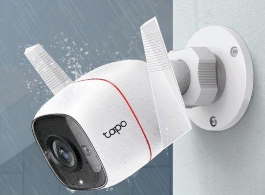 Biztonsági IP kamera TP-Link Tapo C310 3MP éjjellátás IP66