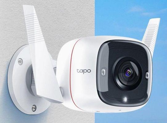 Biztonsági IP kamera TP-Link Tapo C310 3MP Éjjellátás