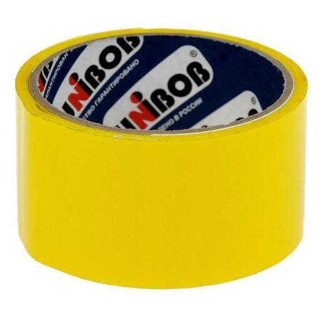 Kraftika Csomagolás ragasztószalag 48 mm x 24 m, 45 µm (sárga)