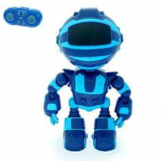 """Kraftika Rádiem řízený robot, programovatelný """"alien"""", tančí"""