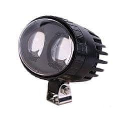 HELI Modra opozorilna LED luč za viličarja