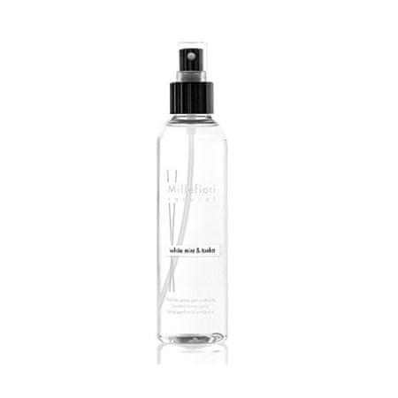 Millefiori Milano Lakásillatosító spray Natural Fehér menta és tonkabab 150 ml