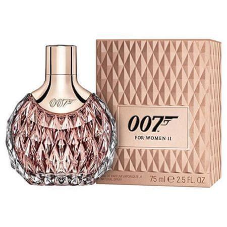 James Bond James Bond 007 For Women II - EDP 75 ml