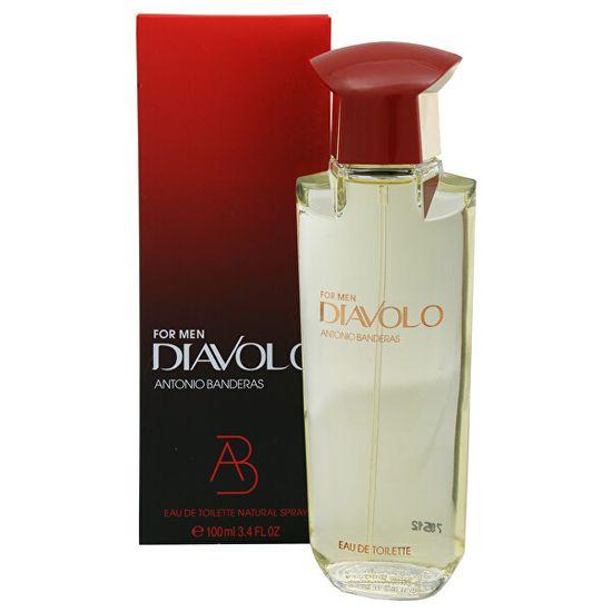 Antonio Banderas Diavolo Men - EDT 100 ml