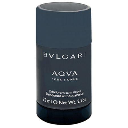 Bvlgari Aqva Pour Homme - dezodorant w sztyfcie 75 ml
