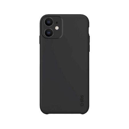 SBS Polo ovitek za iPhone 12/12 Pro, črn