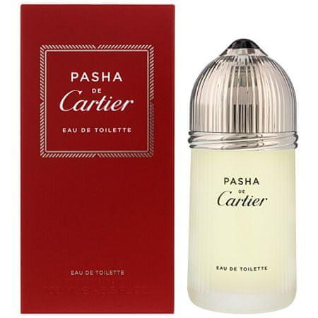 Cartier Pasha - woda toaletowa 50 ml