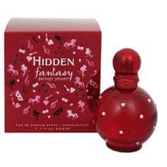 Britney Spears Hidden Fantasy - szórófejes parfümös víz