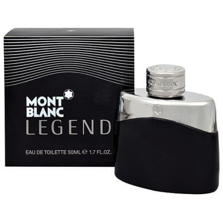 Mont Blanc Legend - EDT 1 ml - illatminta