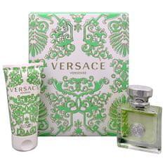 Versace Versense - EDT 30 ml + tělové mléko 50 ml