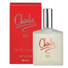 Revlon Charlie Red - EDT