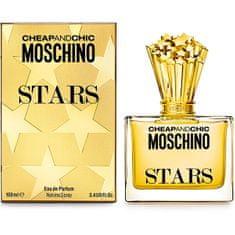 Moschino Cheap & Chic Stars - EDP