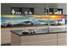 Dimex Fototapeta do kuchyne KI-350-109 Západ slnka 60 x 350 cm