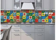 Dimex Fototapeta do kuchyne KI-260-107 Lisabonské kachličky 60 X 260 cm