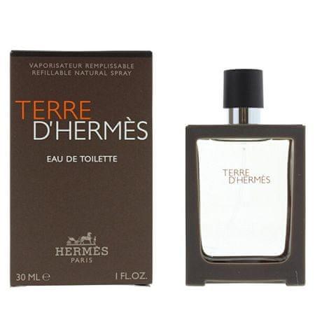 Hermès Terre D` Hermes - EDT (plnitelná) 30 ml