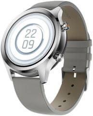 TICWATCH C2+ pametni sat, Platinum Silver