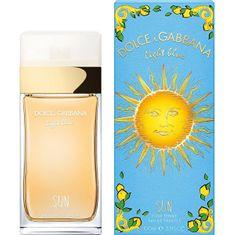 Dolce & Gabbana Light Blue Sun - EDT