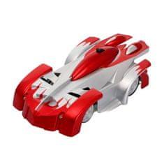 Antigravitační autíčko červené Wall Climber