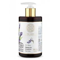 Flora Siberica Šampón pre sýtu farbu farbených vlasov Siberian Iris (Deep Colour Shampoo) 480 ml