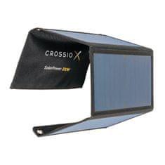 Crossio SolarPower 21W - skládací solární panel