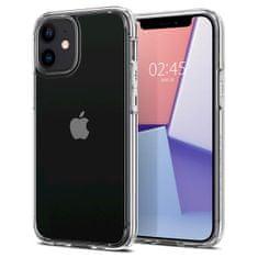 Spigen Crystal Hybrid maskica za iPhone 12 Mini, prozirna