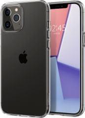 Spigen Crystal Flex ovitek za iPhone 12 Pro Max, prozoren