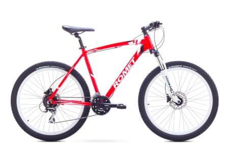 Romet Rambler 26 4 gorsko kolo, rdeče-belo, L-20