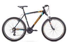 Romet Rambler 26 3 brdski bicikl, crno-narančasta, L-20
