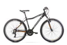 Romet Rambler R6.0 JR 2020 brdski bicikl, crno-narančasta, M-17