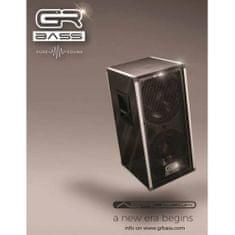 GRBass AT112H/4 Basgitarový reprobox