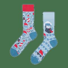 Good mood GMRS151 veselé ponožky - vodák Barva: modrá, Velikost oblečení: 35-38