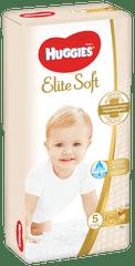 Huggies pelene za jednokratnu uporabu Elite Soft (12-22 kg), 56 komada
