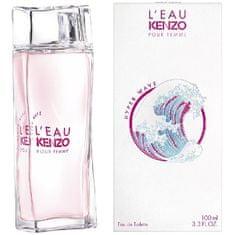 Kenzo L`Eau Kenzo Pour Femme Hyper Wave - EDT