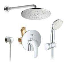 Grohe Grohe SET 4 - Sprchový systém pod omietku, Eurosmart komplet, chróm