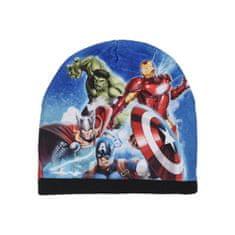 Sun City Dětská čepice Avengers Velikost: ČERNÁ 52