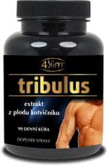 4Slim Tribulus Terrestris Fruit 500mg 90kapsúl
