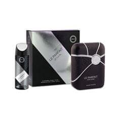 Armaf Le Parfait Pour Homme - EDP 100 ml + deodorant ve spreji 200 ml