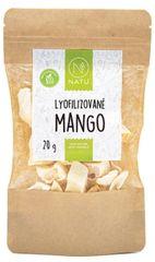 Natu Lyofilizovanej mango BIO 20g