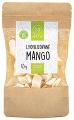 Natu Lyofilizovanej mango BIO 45g