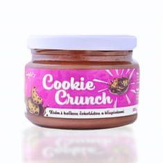 Ladylab Cookie crunch s hořkou čokoládou a křupinkami 250g