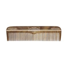 Barburys Minihřebínek na úpravu vousů Barburys Rosewood 8482208