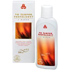 Purus Meda PM Šampón propolisový s medom 200 ml