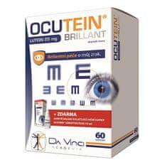 Simply you Ocutein Brillant Luteín 25 mg 60 tob + Ocutein ® Sensitive zvlhčujúce očné kvapky 15 ml ZADARMO