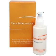 Fytofontana Decoletteceutical - biotechnologická emulze na vypínání a zpevnění krku a dekoltu 125 ml