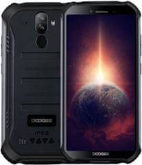 Doogee S40 PRO DualSIM 4/64GB Black