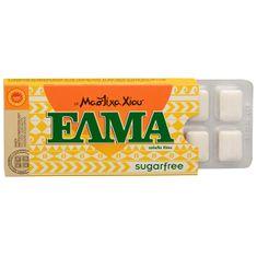 Mastic Life ELMA chewing gum Sugar Free 10 ks