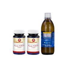 Pharma Activ Reishi FORTE 1000 90 tabliet 1 + 1 + Ag100 10ppm 500 ml